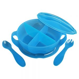 FC01 Food Protection Case with Spoon and Fork