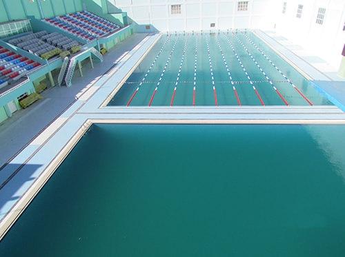 Wasit Olimpik Yüzme Havuzu / Irak