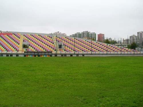 Otoka Stadyumu - Saraybosna / Bosna Hersek