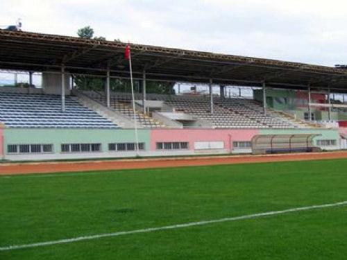 Atatürk Stadı / Isparta