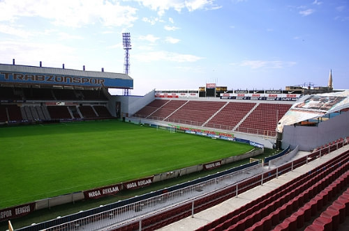 Trabzonspor Hüseyin Avni Aker Stadyumu / Trabzon