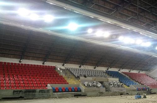Kocaeli Atatürk Spor Salonu/Kocaeli