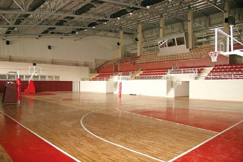 Hadımköy Indoor Sports Hall / Istanbul