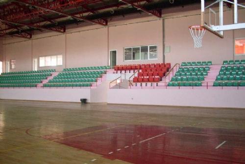 Mimarsinan Kapalı Spor Salonu/İstanbul