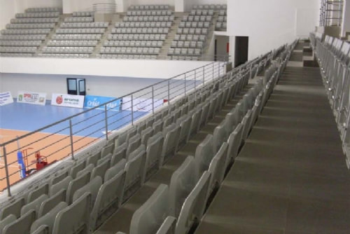 TVF 50th Year Sports Hall / İstanbul
