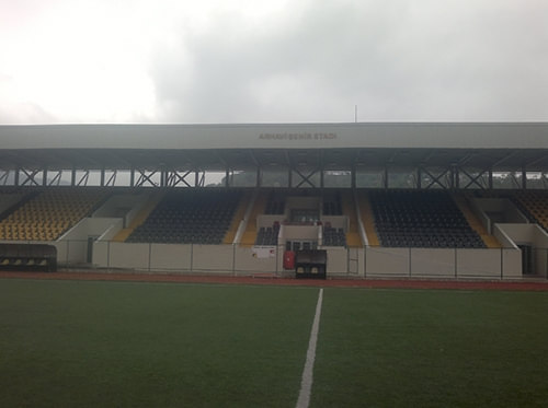 Arhavi City Stadium / Artvin