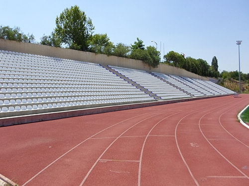 Hacettepe University Stadium / Ankara