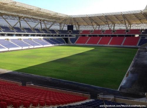 Mersin Arena Stadyumu / Mersin