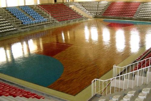 Büyükçekmece Gazanfer Bilge Kapalı Spor Salonu/İstanbul
