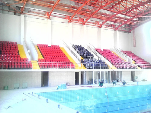 Kırklareli Indoor Swimming Pool / Kırklareli