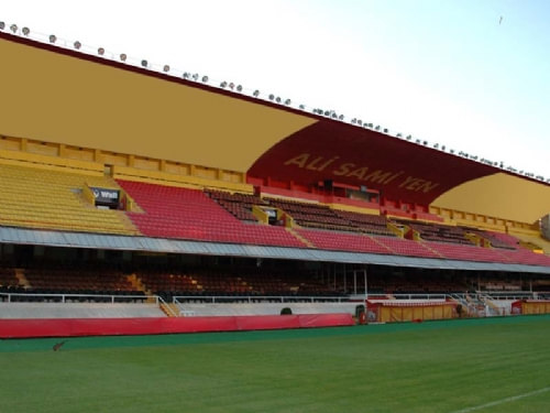 Galatasaray Ali Sami Yen Stadyumu / İstanbul