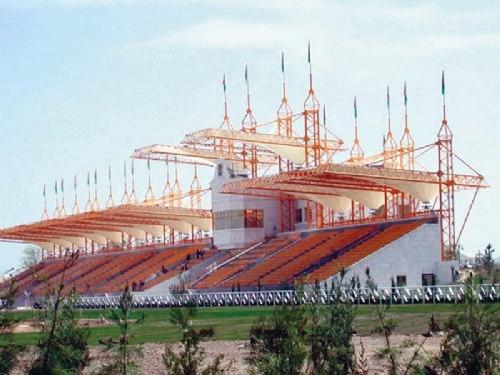 Ulusal Hipodrom / Türkmenistan