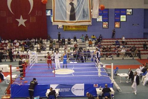 Ahmet Cömert Kapalı Spor Salonu/ İstanbul