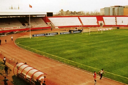 May 19 Stadium / Samsun