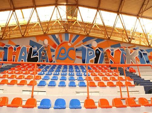 Pinki Spor Merkezi / Sremska Mitrovica - Sırbistan