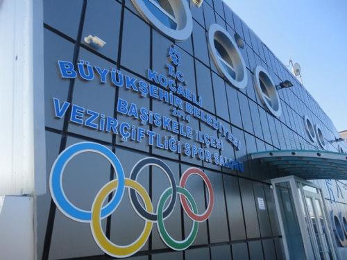 Başiskele-Vezirçiftliği Spor Salonu/İstanbul