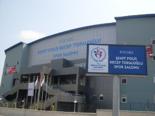 Yahya Kaptan - Şehit Polis Recep Topaloğlu Spor Salonu/Kocaeli