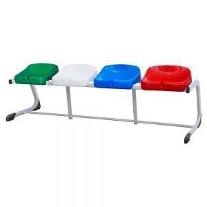GF613 Silenzio Bench for Four People