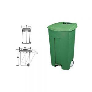 KON120 Çöp Konteynırı