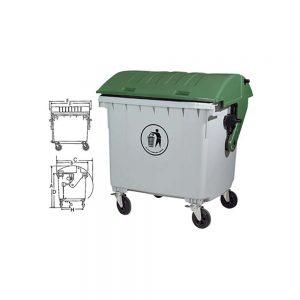 KON1200 Çöp Konteynırı