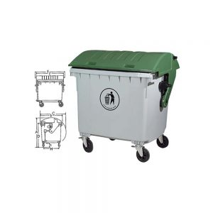 KON1200 Wastebin Container