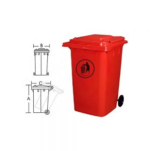 KON360 Wastebin Container