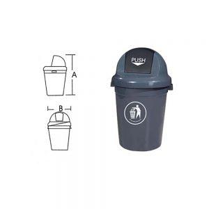 KON50 Çöp Konteynırı