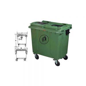 KON880 Çöp Konteynırı