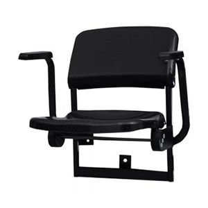 SF781 Lupo Folding Stadium Seat with Armrest