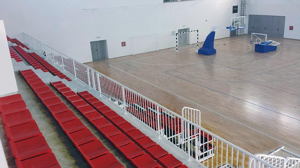Podgorica Üniversitesi Spor Merkezi