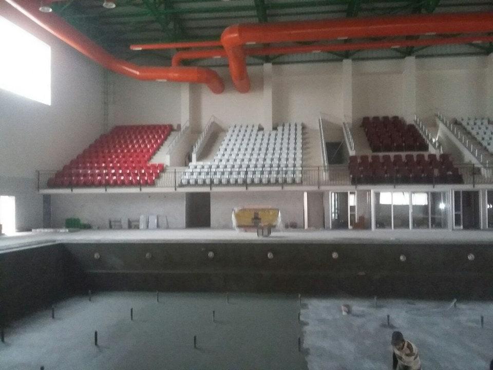 Of Yarı Olimpik Yüzme Havuzu / Trabzon