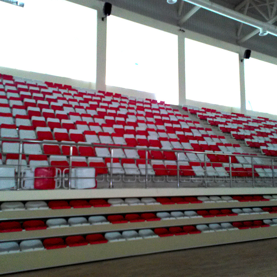 Eskisehir Yenikent Indoor Sports Hall / Eskisehir