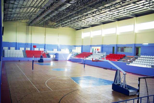 Arnavutkoy Sports Hall / Istanbul