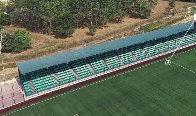 Arnavutköy Stadium / Istanbul