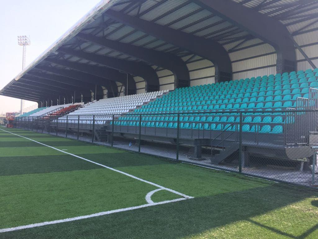 Başakşehir Şamlar Village Sports Facilities / Istanbul