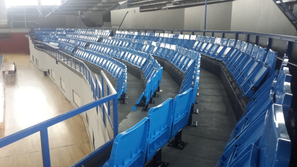 Belgrade Sports Hall / Serbia