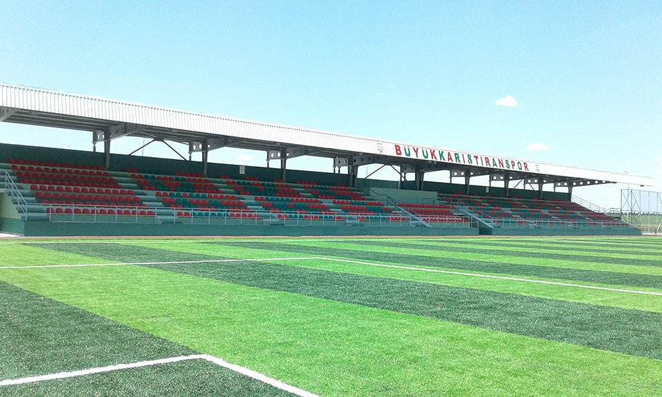 Buyukkaristiran Municipality Stadium / Kırklareli