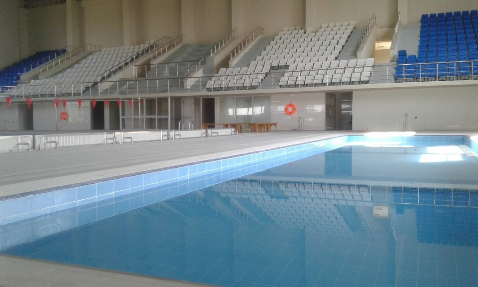 Çorlu Indoor Swimming Pool / Tekirdag