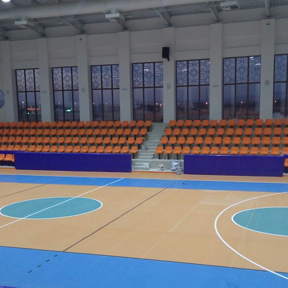 Corum Municipality Imam Preacher Vocational High School Sports Hall / Corum