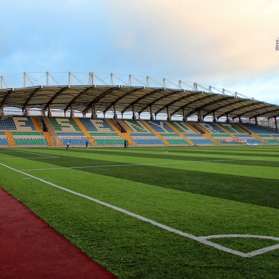 Esenyurt Incirtepe Stadium / Istanbul