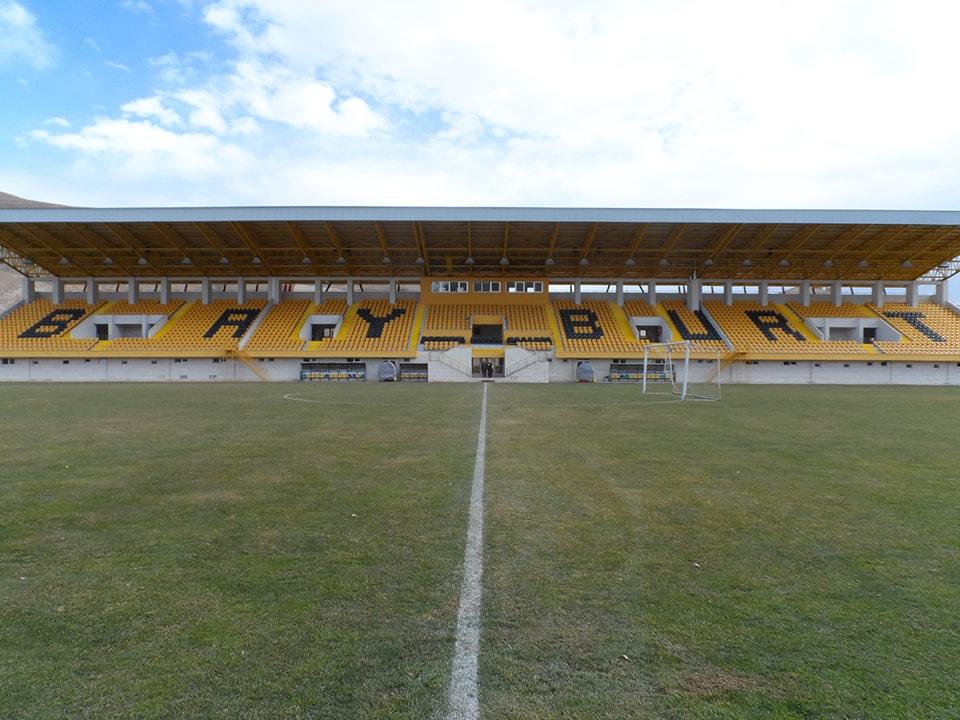 Young Osman Stadium / Bayburt