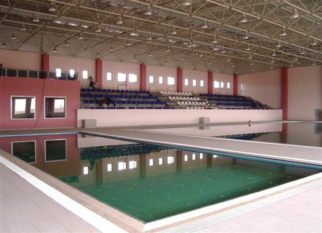 Harran University Swimming Pool / Şanlıurfa