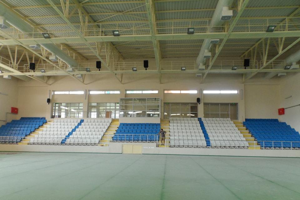 Hatay Gymnastics Sports Hall / Hatay