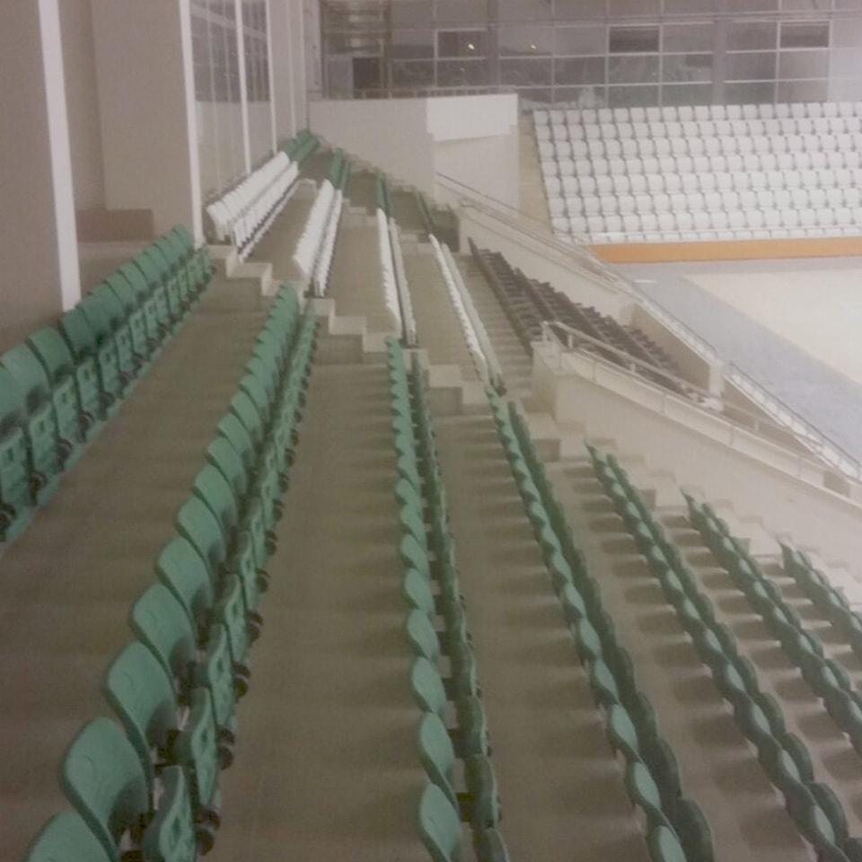 Iğdır Kapalı Spor Salonu / Iğdır