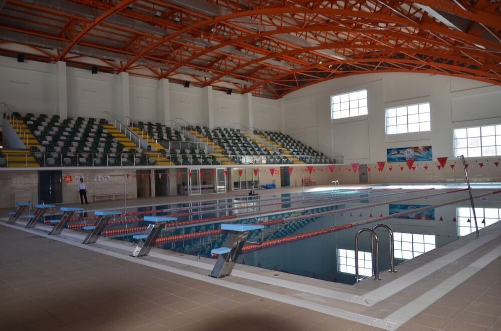 Igdir Indoor Swimming Pool / Igdir