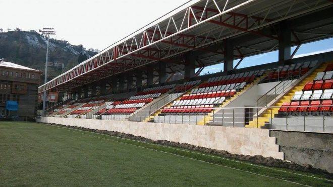 Kalkandere Futbol Sahası / Rize