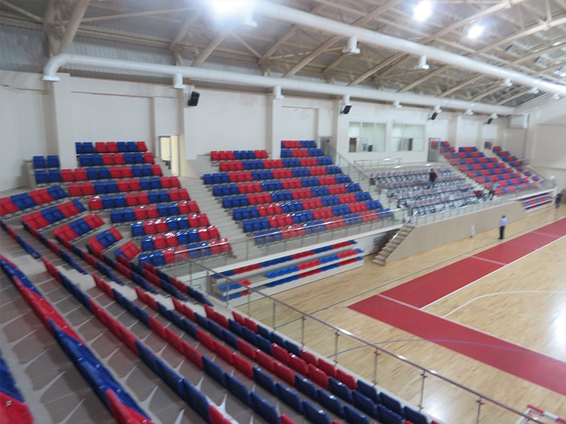 Karabuk Center Sports Hall / Karabuk