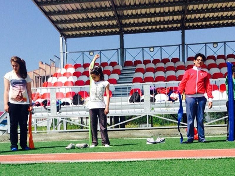 Karacayir Stadium / Bolu