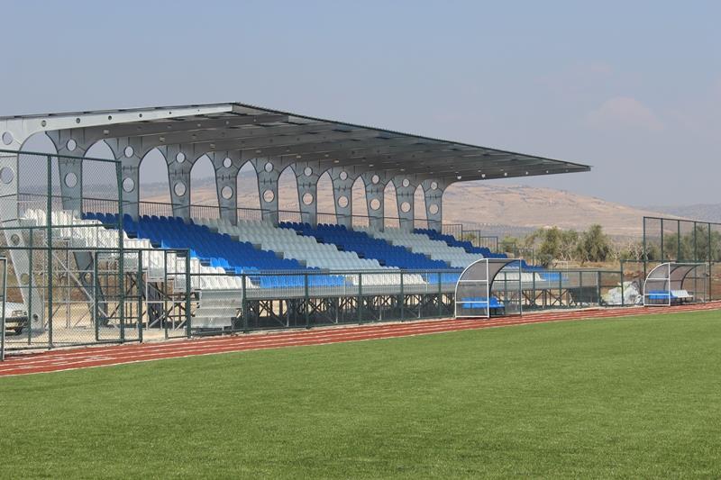 Kilis Municipality Stadium / Kilis