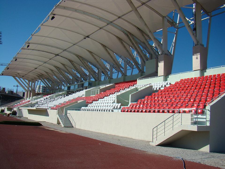 Kırşehir Ahi Evran Üniversitesi Stadyumu / Kırşehir